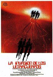 Cartel oficial en español de: La invasión de los ultracuerpos