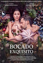 Cartel oficial en español de: Un bocado exquisito