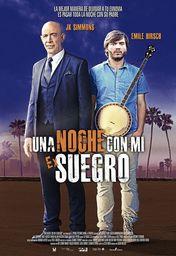 Cartel oficial en español de: Una noche con mi exsuegro
