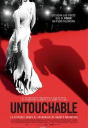 Cartel oficial en español de: Untouchable (Intocable)