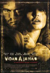 Cartel oficial en español de: Vidas ajenas