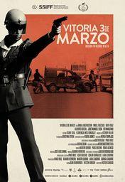 Cartel oficial en español de: Vitoria, 3 de marzo