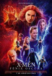 Cartel oficial en español de: X-Men: Fénix Oscura