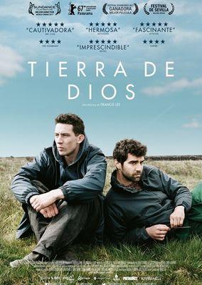 Cartel oficial en español de: Tierra de Dios