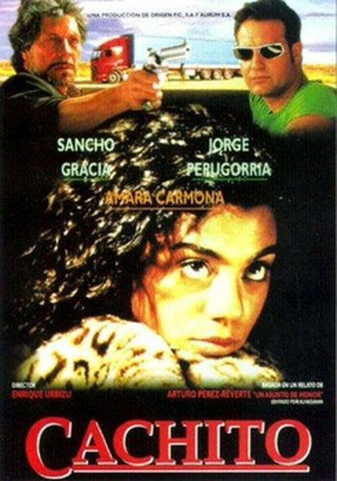 Cartel oficial en español de: Cachito