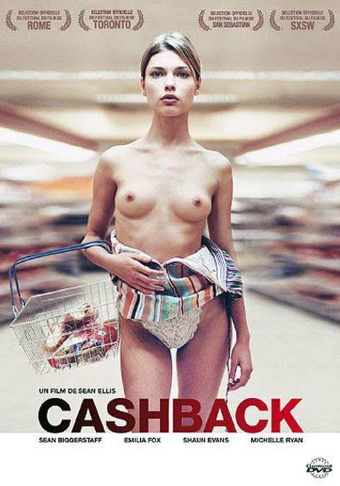 Cartel oficial en español de: Cashback