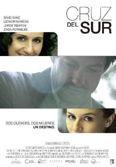 Cartel oficial en español de: Cruz del Sur