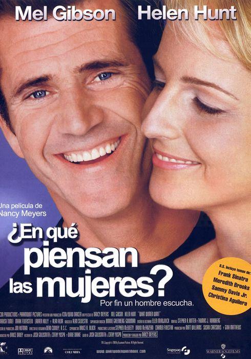 Cartel oficial en español de: ¿En qué piensan las mujeres?