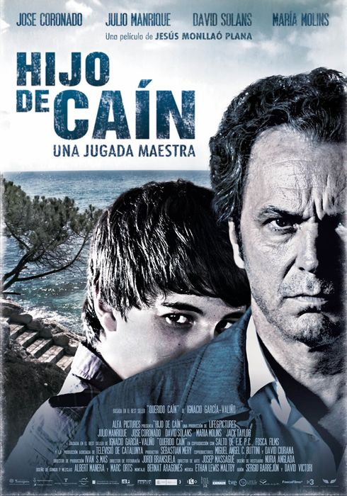 Cartel oficial en español de: Hijo de Caín
