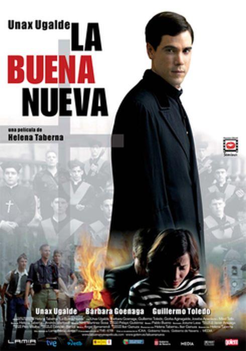 Cartel oficial en español de: La buena nueva