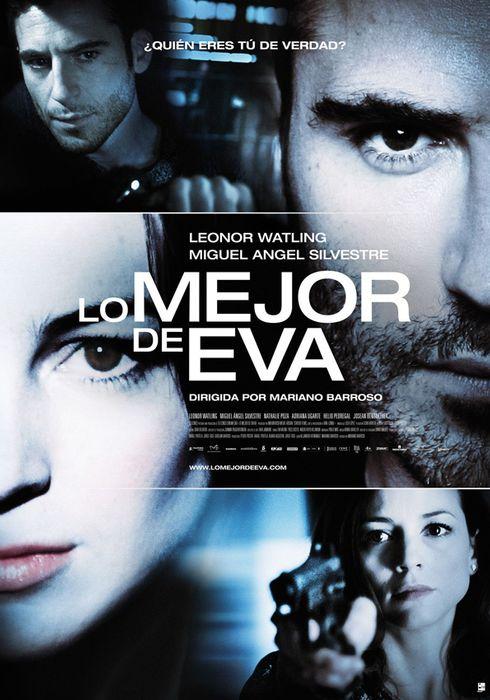Cartel oficial en español de: Lo mejor de Eva