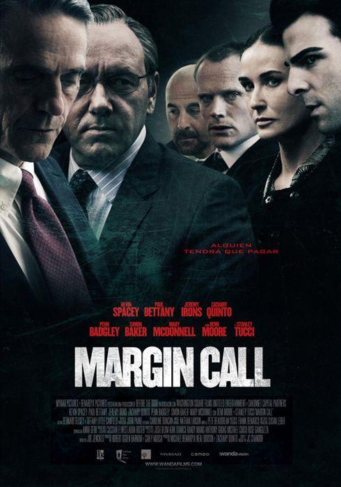 Cartel oficial en español de: Margin Call