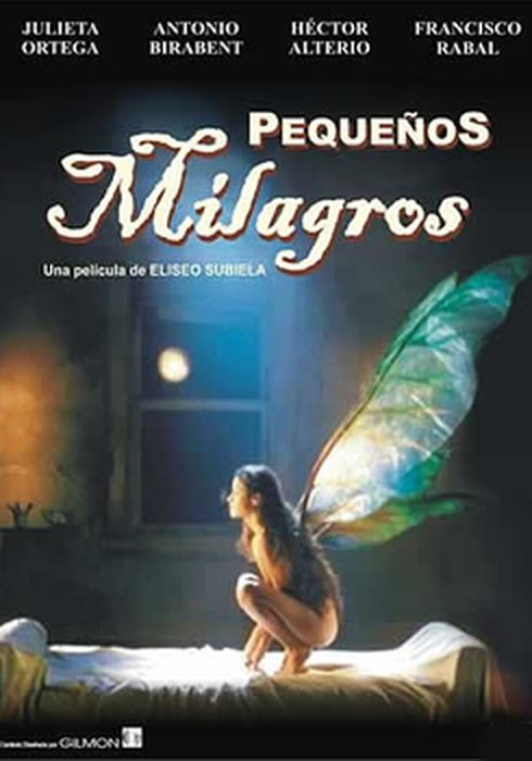 Cartel oficial en español de: Pequeños milagros