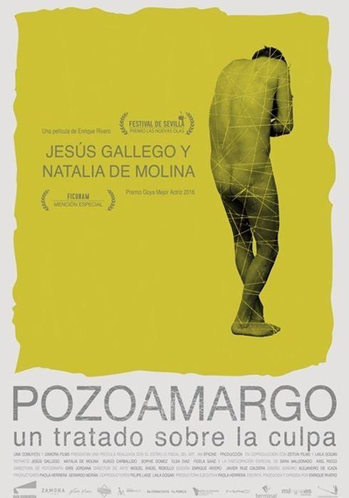 Cartel oficial en español de: Pozoamargo