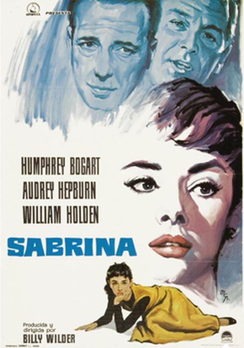 Cartel oficial en español de: Sabrina