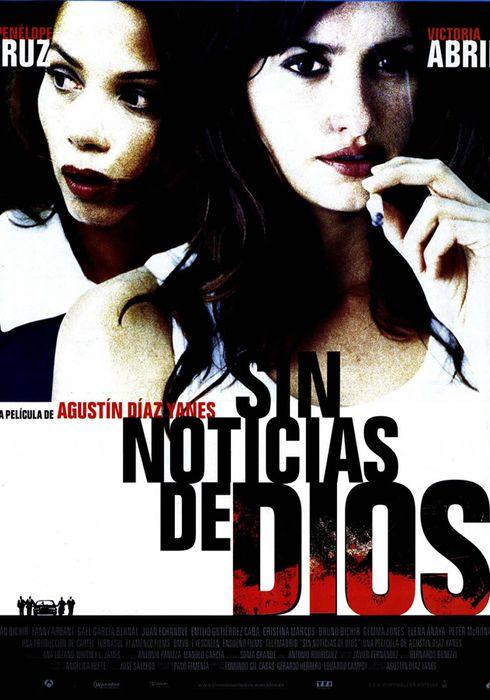 Cartel oficial en español de: Sin noticias de Dios