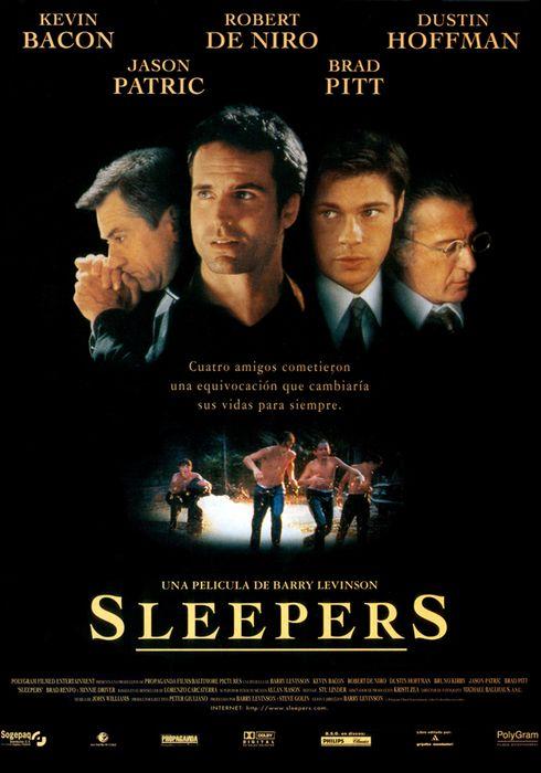 Cartel oficial en español de: Sleepers