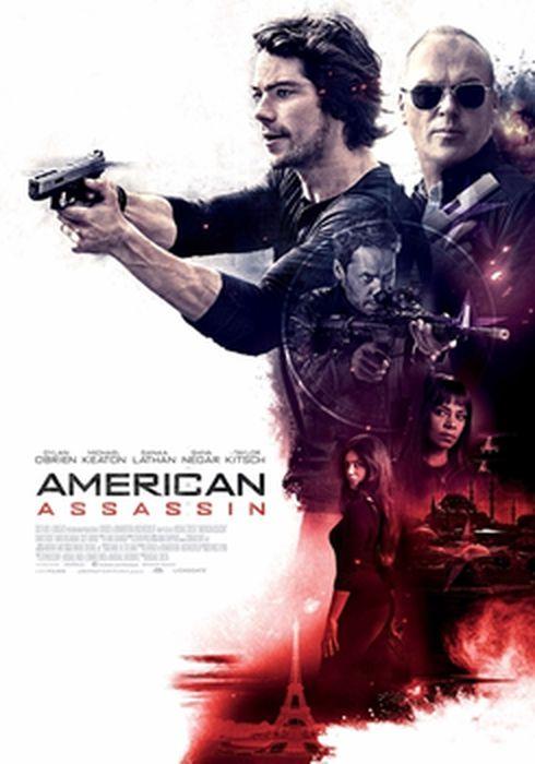 Cartel oficial en español de: American Assassin
