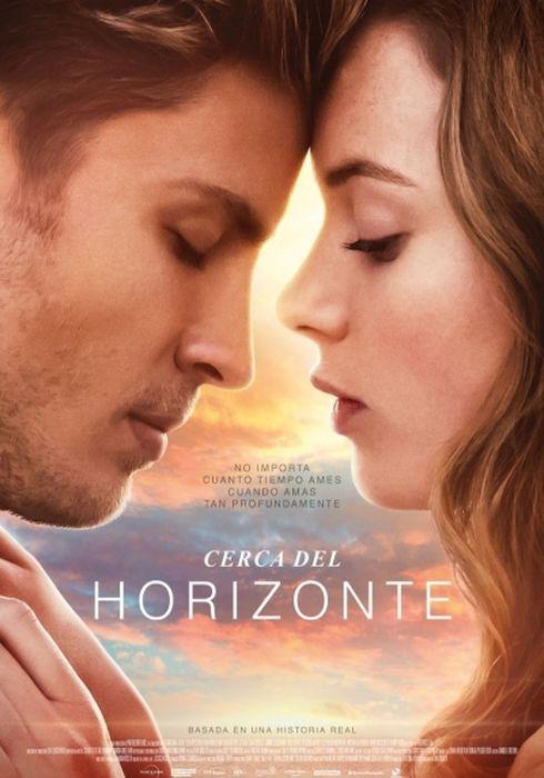 Cartel oficial en español de: Cerca del horizonte