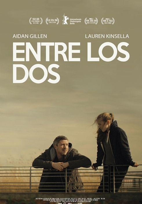 Cartel oficial en español de: Entre los dos