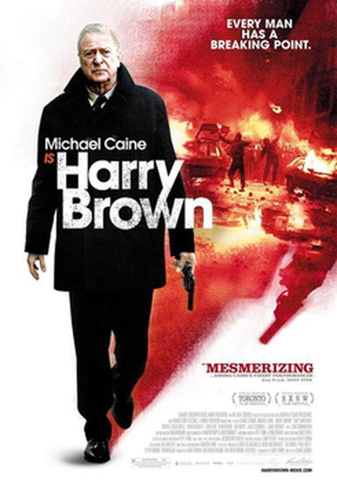 Cartel oficial en español de: Harry Brown