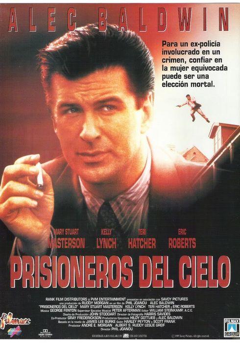 Cartel oficial en español de: Prisioneros del cielo