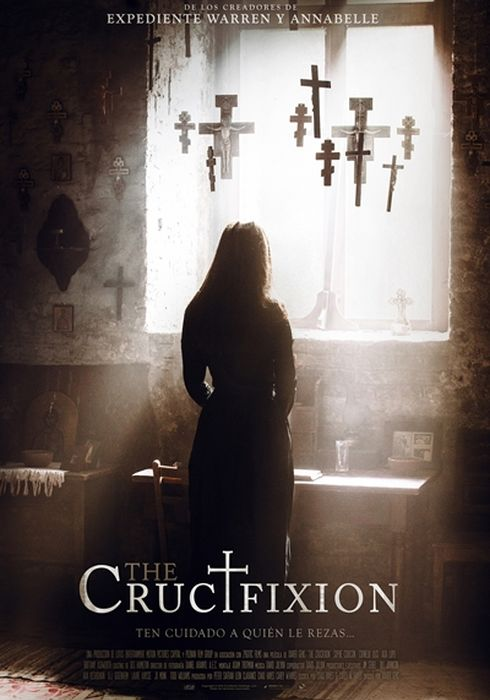 Cartel oficial en español de: The Crucifixion