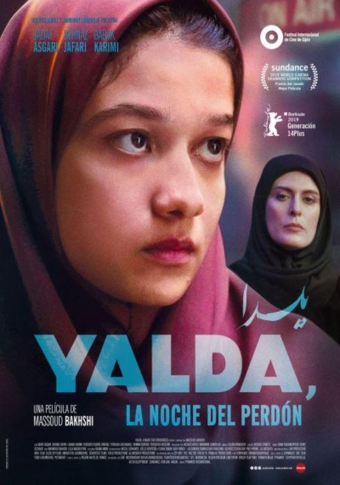 Cartel oficial en español de: Yalda, la noche del perdón