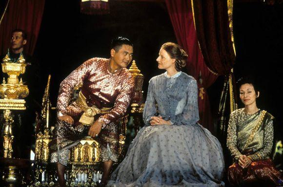 """Imagen de """"Ana y el rey"""" 1"""