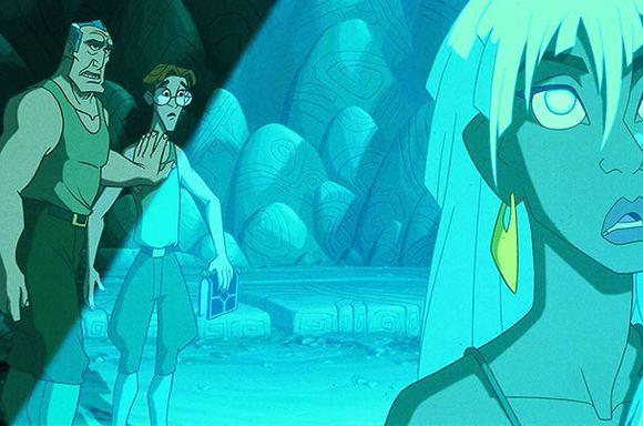 """Imagen de """"Atlantis: El imperio perdido"""" 1"""