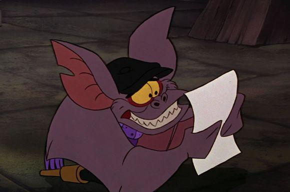 "Imagen de ""Basil, el ratón superdetective"" 11"