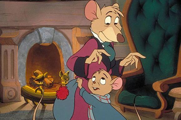 "Imagen de ""Basil, el ratón superdetective"" 9"