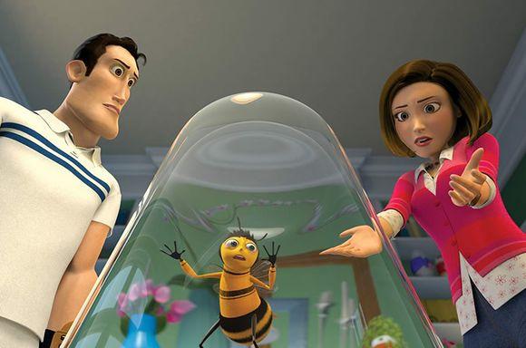 """Imagen de """"Bee Movie"""" 5"""