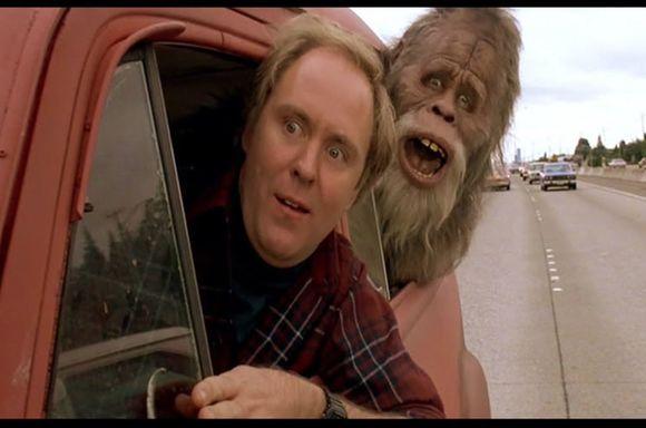 """Imagen de """"Bigfoot y los Henderson"""" 4"""