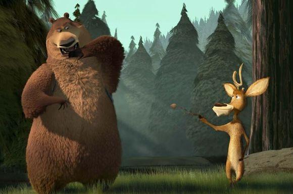 """Imagen de """"Colegas en el bosque"""" 13"""