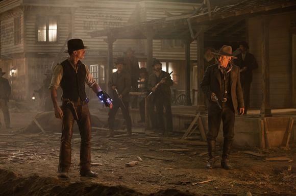 Imagen de Cowboys&Aliens