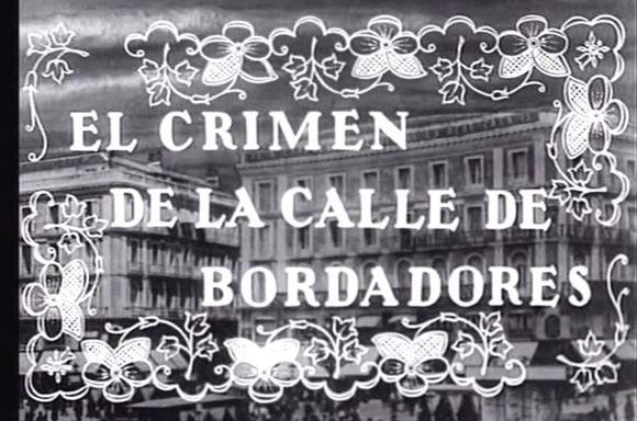 """Imagen de """"El crimen de la calle de Bordadores"""" 16"""