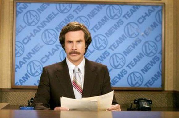 """Imagen de """"El reportero: La leyenda de Ron Burgundy"""" 3"""