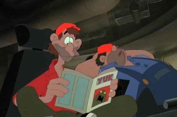 """Imagen de """"FernGully, las aventuras de Zak y Crysta"""" 8"""