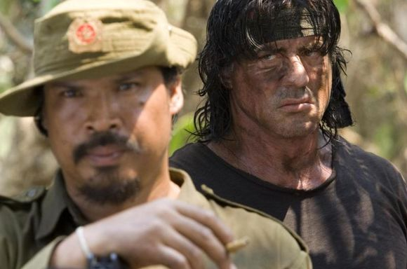 """Imagen de """"John Rambo"""" 16"""