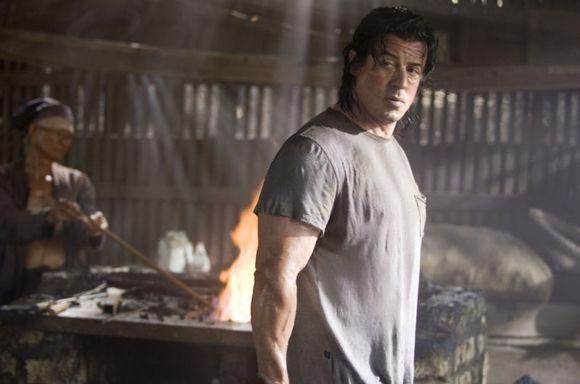 """Imagen de """"John Rambo"""" 3"""
