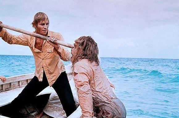 """Imagen de """"La isla del Doctor Moreau"""" 2"""