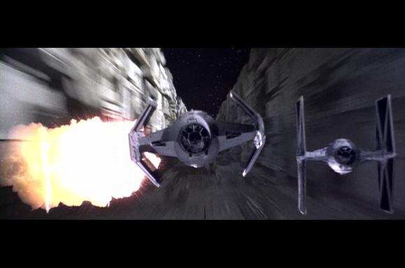 """Imagen de """"La guerra de las galaxias"""" 12"""