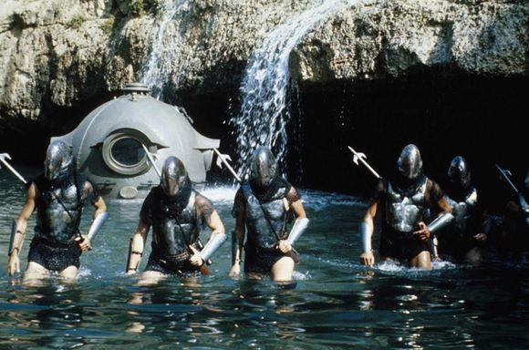 """Imagen de """"Los conquistadores de Atlantis"""" 1"""