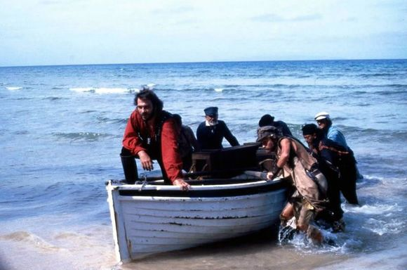 """Imagen de """"Los piratas de las islas salvajes"""" 2"""