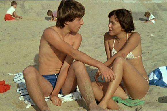 """Imagen de """"Pauline en la playa"""" 4"""