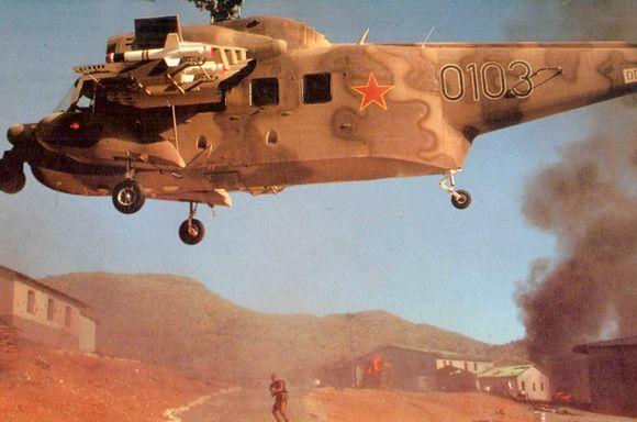 """Imagen de """"Red Scorpion"""" 5"""
