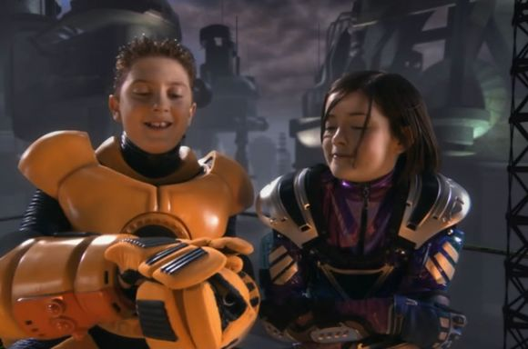 "Imagen de ""Spy Kids 3D: Game Over"" 14"