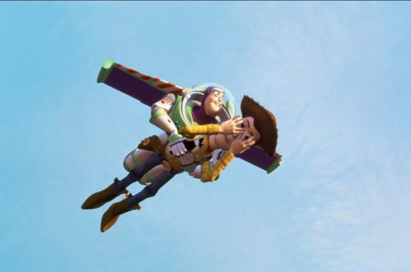 """Imagen de """"Toy Story (Juguetes)"""" 8"""