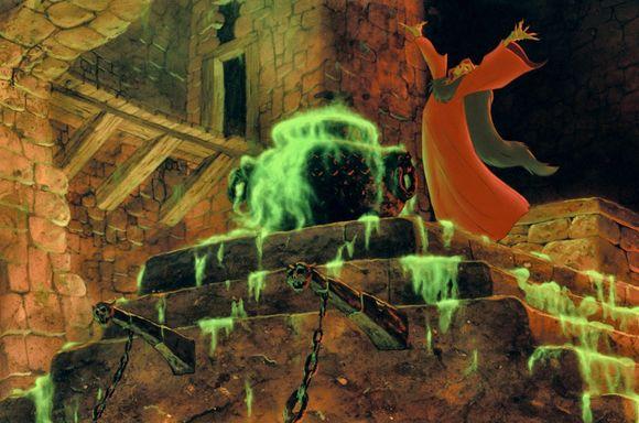 """Imagen de """"Taron y el caldero mágico"""" 9"""